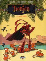 Couverture Le Dojo du lagon - Donjon Crépuscule, tome 104