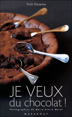 Couverture Je veux du chocolat !