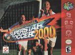 Jaquette International Superstar Soccer 2000