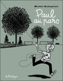 Couverture Paul au parc