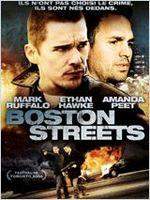 Affiche Boston Streets
