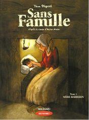 Couverture Mère Barberin - Sans famille, tome 1