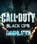 Jaquette Call of Duty : Black Ops - Annihilation