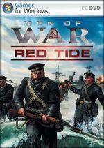 Jaquette Men of War: Red Tide