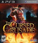 Jaquette The Cursed Crusade