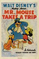Affiche Le Voyage de Mickey