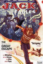 Couverture La Grande Évasion (ou presque) - Jack of Fables, tome 1