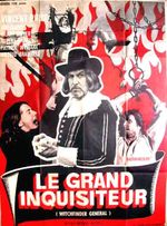 Affiche Le Grand Inquisiteur