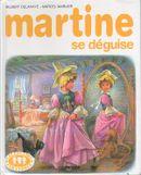 Couverture Martine se déguise