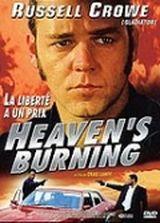 Affiche Heaven's Burning