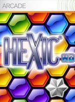 Jaquette Hexic HD