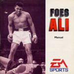 Jaquette Foes of Ali