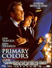 Affiche Primary Colors