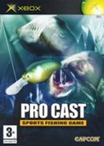 Jaquette Pro Cast Sports Fishing