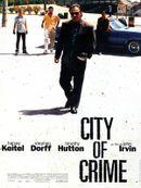 Affiche City of Crime