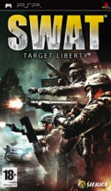 Jaquette S.W.A.T. : Target Liberty