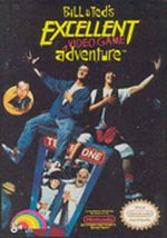 Jaquette Bill & Ted's Excellent Video Game Adventure