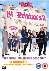 Affiche St. Trinian's 2 : The Legend of Fritton's Gold