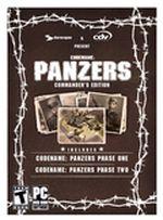 Jaquette Codename : Panzers Commander's Edition