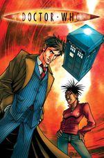 Couverture Doctor Who: Agent Provocateur
