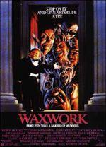 Affiche Waxwork