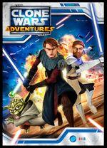Jaquette Star Wars : Clone Wars Adventures