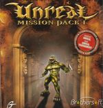 Jaquette Unreal Mission Pack I : Return to Na Pali