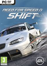 Jaquette Need For Speed : Shift