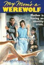 Affiche Maman est un loup-garou