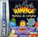 Jaquette Rampage Puzzle Attack