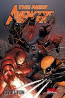 Couverture Revolution - The New Avengers, tome 3