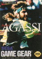 Jaquette Andre Agassi Tennis