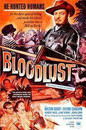 Affiche Bloodlust