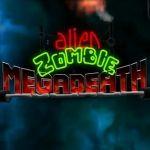 Jaquette Alien Zombie Megadeath