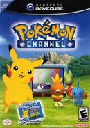 Jaquette Pokémon Channel : Together with Pikachu