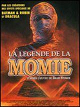 Affiche La légende de la momie