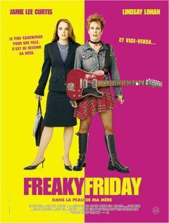 Affiche Freaky Friday, dans la peau de ma mère