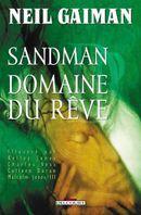 Couverture Domaine du rêve - Sandman, tome 3