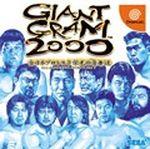 Jaquette Giant Gram 2000 : All Japan Pro Wrestling 3