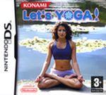 Jaquette Let's Yoga