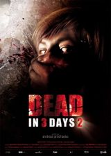 Affiche Dead in 3 Days 2