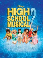 Affiche High School Musical 2