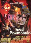 Affiche Freud, passions secrètes