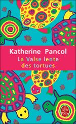 Couverture La Valse lente des tortues