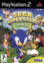 Jaquette Sega Superstars Tennis
