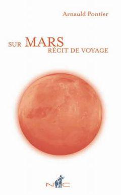 Couverture Sur Mars, récit de voyage