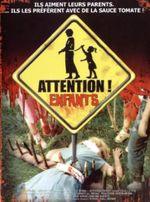 Affiche Attention ! Enfants