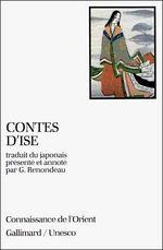 Couverture Contes d'Ise