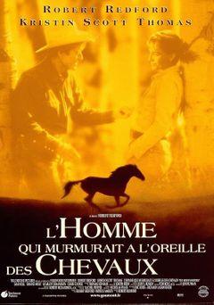 Affiche L'Homme qui murmurait à l'oreille des chevaux