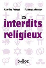 Couverture Les Interdits religieux